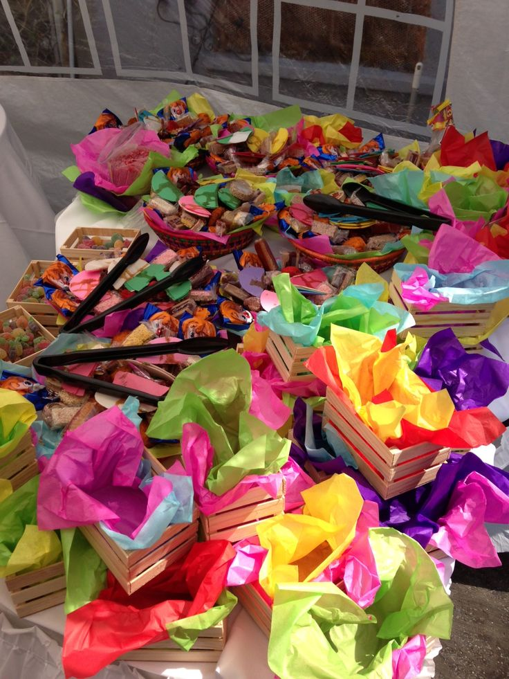 I like the boxes with colorful paper... for the soaps