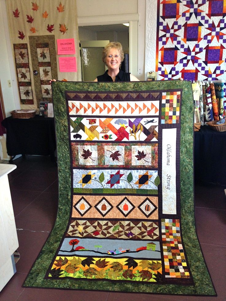 37 best Row By Row images on Pinterest | Row by row experience ... : quilt shops tulsa ok - Adamdwight.com