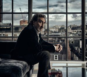 Howard Jacobson: 'Trump in the White House – that must never feel normal'  In the early hours as the US election result became apparent, the novelist was at his desk beginning his satirical novel about Trump, Pussy. He's angry, frustrated – and don't tell him to get over it