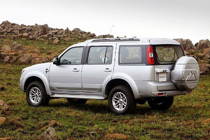 Gambar Mobil Ford Everest 2011 Di 2020 Mobil Ford Ranger Suv