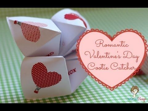 Best Cootie Catcher  Fortune Teller Images On