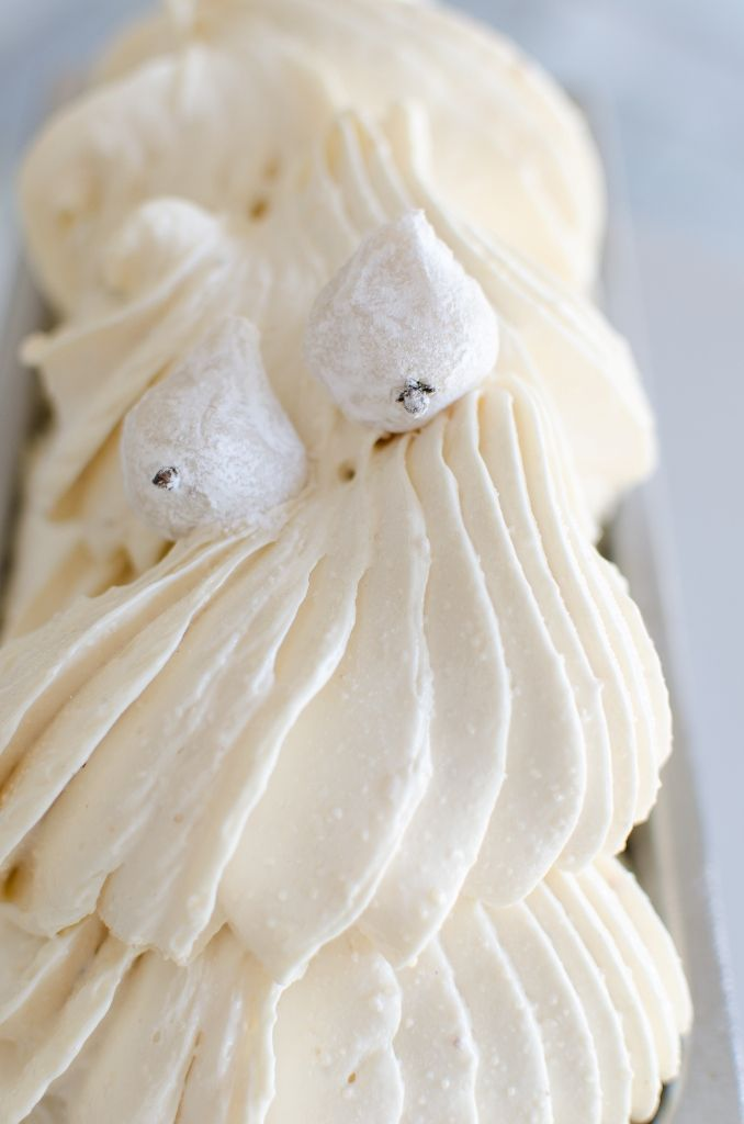 Παγωτό Παραδοσιακό Αμυγδαλωτό Σκύρου
