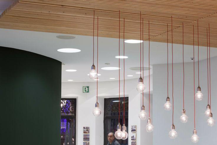 Proyecto iluminacion oficina de turismo de bilbao for Oficinas turismo bilbao