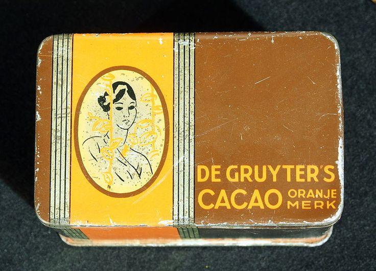 De Gryuter cacao