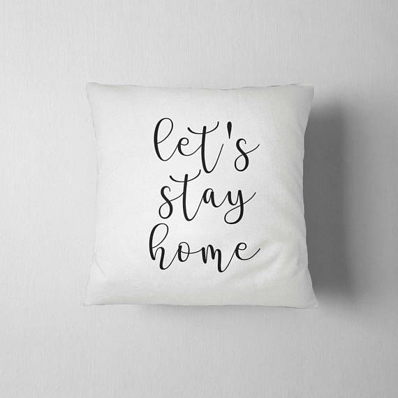 Pillows With Sayings Valentines Day Love Gold Pillow Throw