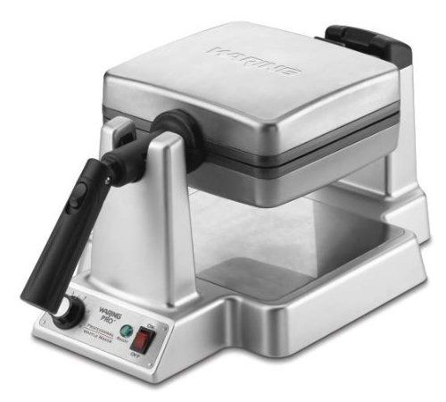 Waring Pro WMS200 4-Slice Professional Belgian Waffle Maker | SleepyChef.com | everything breakfast!