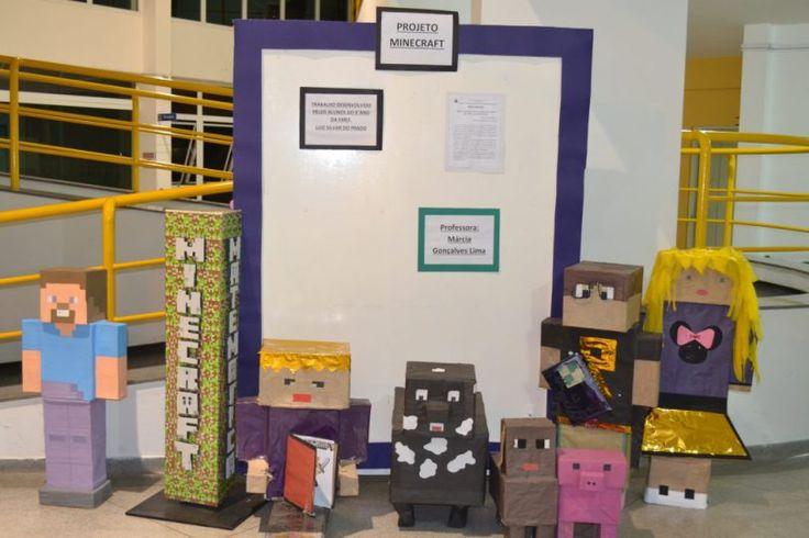 Minecraft contribui para ensino de geometria em sala de aula | Notícias do Litoral Norte SP - Tamoios News