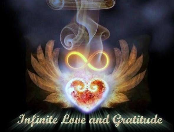 infinite love energy