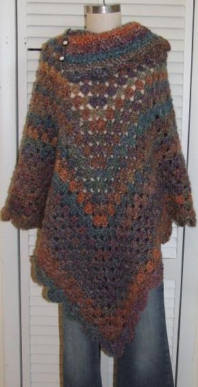 1000+ images about Crochet Homespun Patterns on Pinterest Crochet chain sca...