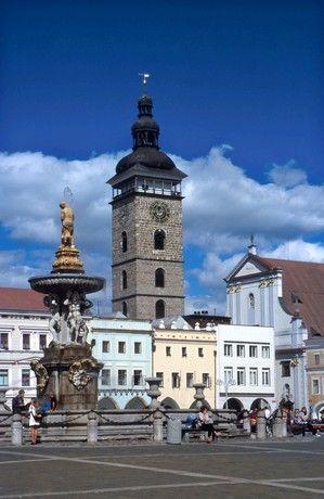 Black Tower, České Budějovice, Czechia