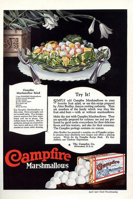 Campfire Marshmallows by Shelf Life Taste Test, via Flickr