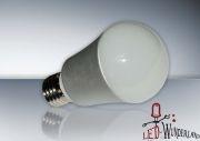 LED Birne E27 7 Watt, weiß dimmbar