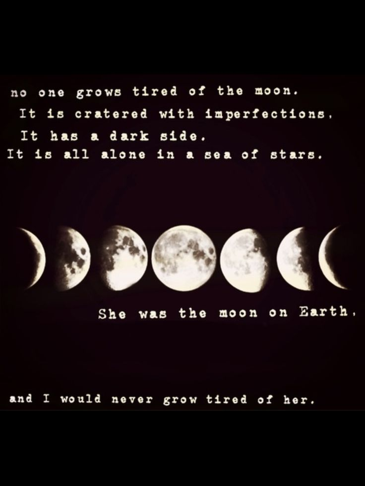 She was like the moon | Quotes | Pinterest | Sun, The moon ...