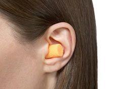 Austin House Mufflers Foam Ear Plugs  - Travel Comfort - Travel Pillow - Neck Rest - Ear Plugs
