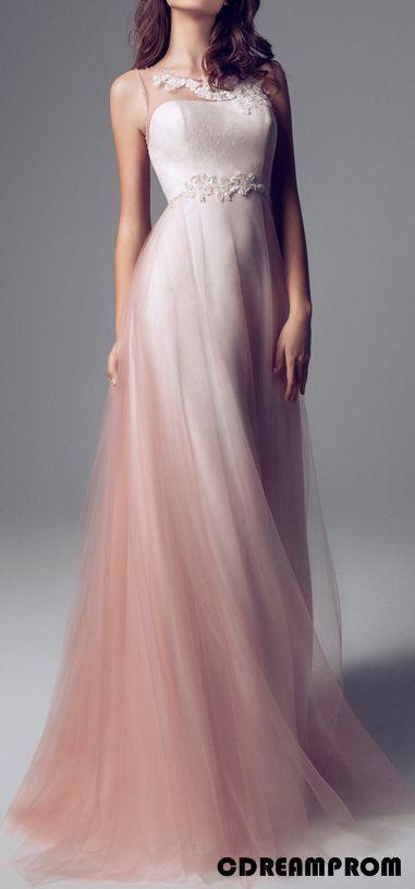 gorgeous prom dress chiffon prom dresses
