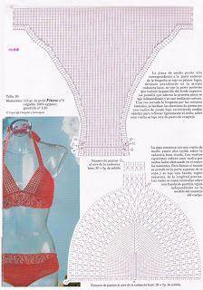 Bikini häkeln - crochet