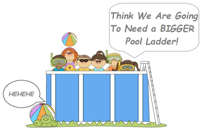 My Top 5 Above Ground Pool Ladders For Heavy People With Reviews