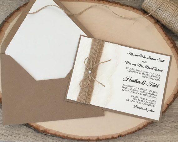 Matrimonio Rustico Brianza : Best ideas about inviti di nozze pizzo su pinterest