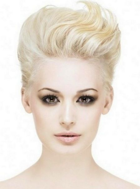 28 Short Wedding Hairstyles for Spring 2015 Brides Pictures