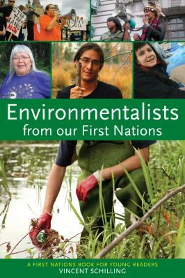 Offers ten short and engaging biographies of First Nations/Native activists who advocate not only for the environment but for Native rights. Their stories are full of highs and lows, triumphs and setbacks. Environmental trailblazers, these men and women are role models for children everywhere.