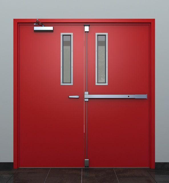 En Metaldoor nos especializamos en la fabricación de puertas y Marcos metálicos de uso rudo para interior o exterior, salidas de emergencia, oficinas, fabricas, hoteles, escuelas, almacenes, cines, teatros, hospitales y en casas donde se requiera de un alto grado de seguridad. #metal #door #puertas #hospitales #fabricas #almacenes #cines #teatros #seguridad