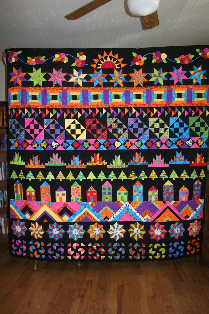 row by row quilts - Google Search
