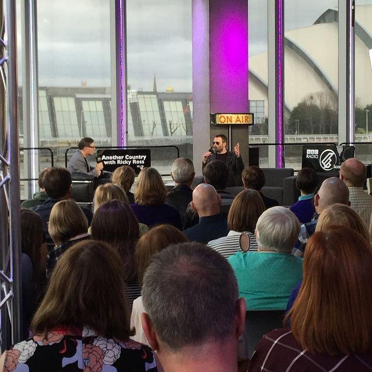 #ericchurch on stage in #scotland #bbc #Glasgow #countrygirl #c2c #c2cglasgow #sjwalls #uk #music #countyfm #nashville #usa #nashvillemusic