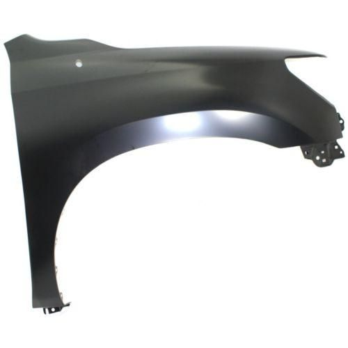 2007-2013 Toyota Tundra Fender RH, Steel - CAPA