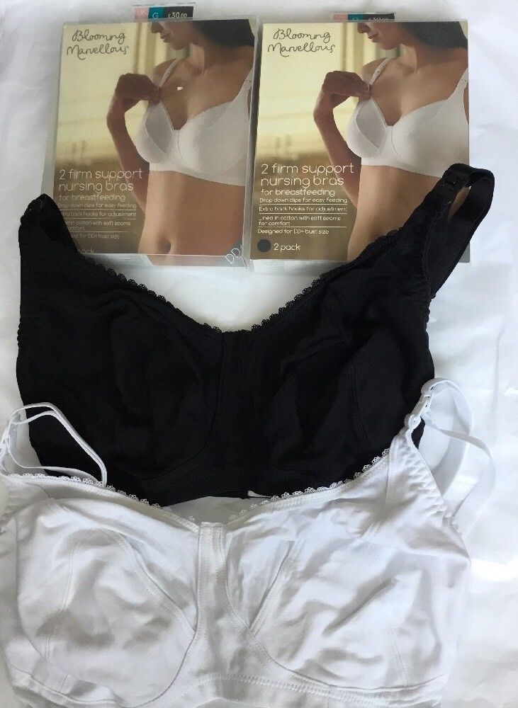 79f8450be4b29 Mothercare Blooming Marvellous Pack 2 Nursing   Breastfeeding Bras 32G 2  Sets  fashion  clothes  shoes  accessories  womensclothing  maternity (ebay  link)