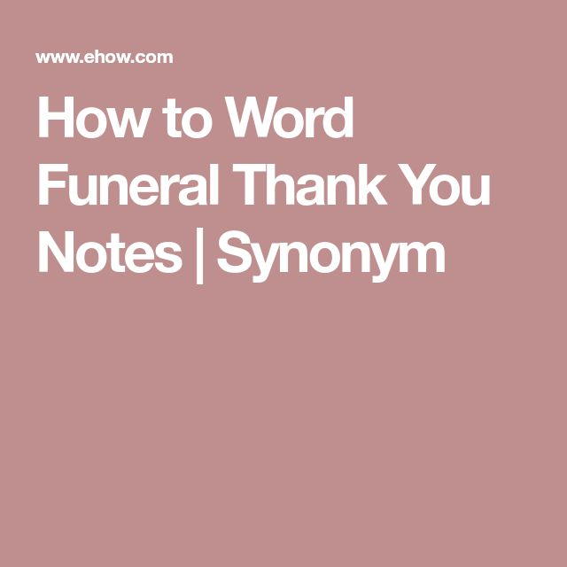 best 25  funeral thank you notes ideas on pinterest