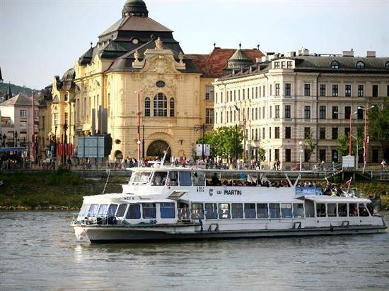 Reduta - The Slovak Philharmonic - Bratislava, Slovakia