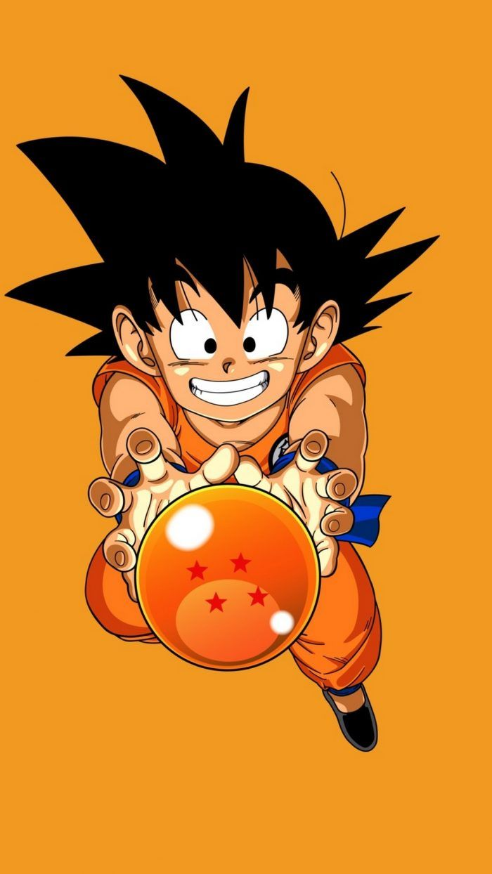 Kid Goku IPhone Wallpaper With Images