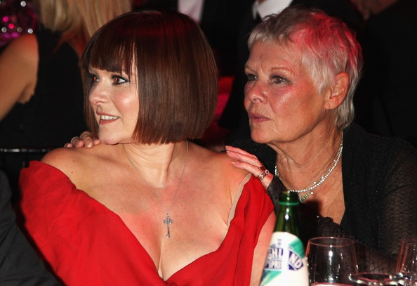 Judi Dench and Finty Williams Photo - Collars And Cuffs Ball: Exclusive Inside