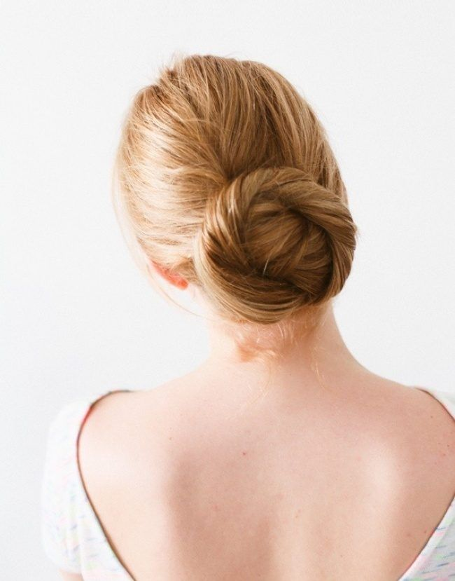 Как уложить волосы средней длины / Все для женщины