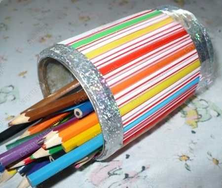 1000 Ideas About Drinking Straw Crafts On Pinterest