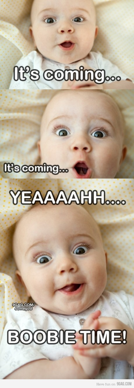 Babies love booby time <3: Funnies Pranks, Funnies Pictures, Funnies Baby, The Faces, Baby Faces, Funnies Stuff, Boobi Time, Pictures Quotes, Baby Stuff