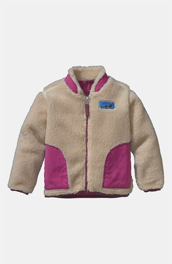 Patagonia 'Retro-X' Jacket (Infant) available at #Nordstrom
