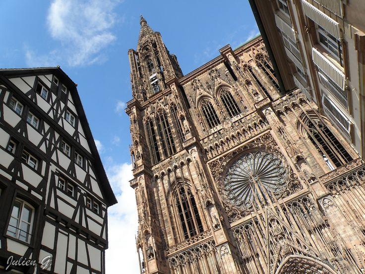 Coins du Monde FRANCE - Alsace Kathedraal strasbourg Pinterest - Chambre De Commerce Clermont Ferrand