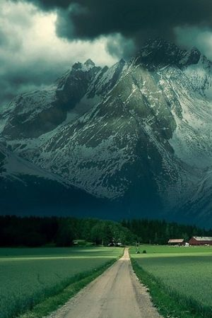 French Alps.....holy crap! And I thought the Rockies were impressive!