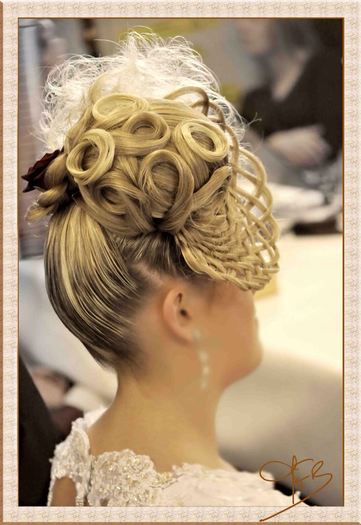 27 best concours chignon images on pinterest | hairstyles, wedding