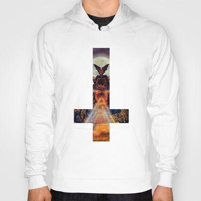Eterhell Hoody by Cycoblast Artwork - $42.00