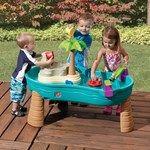 Splish Splash Seas Water Table   Kids Sand & Water Play   Step2