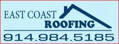 For over 20 years, East Coast Roofing has been dedicated to providing its customers with the highest quality roofing, siding, gutters and leaders. East Coast Roofing services multiple areas including: Mount Pleasant (Hawthorne, Thornwood, Valhalla), Chappaqua, Pound Ridge, Armonk, Harrison, Scarsdale, Rye, Purchase, Bronxville and Irvington .... http://eastcoastroofingny.com/