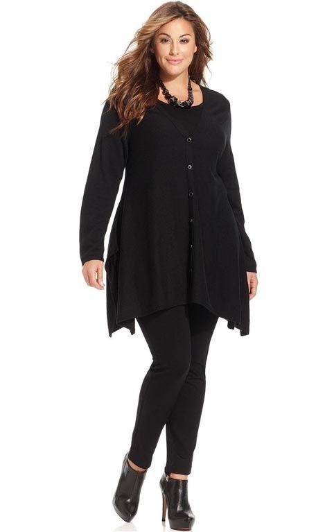 Американский каталог женской одежды больших размеров Alfani. Зима 2013-2014