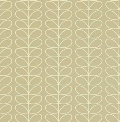 Linear Stem, a feature wallpaper from Orla Kiely, featured in the Orla Kiely Wallpapers collection.