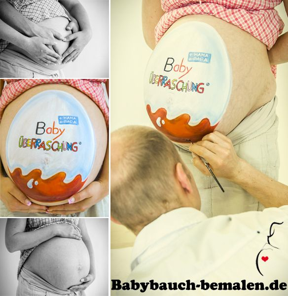Babybauch bemalen und Babybauchfotos von www.babybauch-bemalen.de