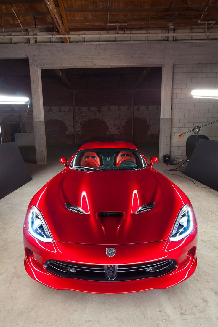 2013 SRT Viper.  Scandalous in the best possible way.