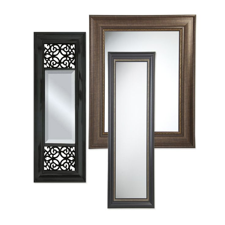 Decorative mirrors for home or office add style and for Affordable decorative mirrors