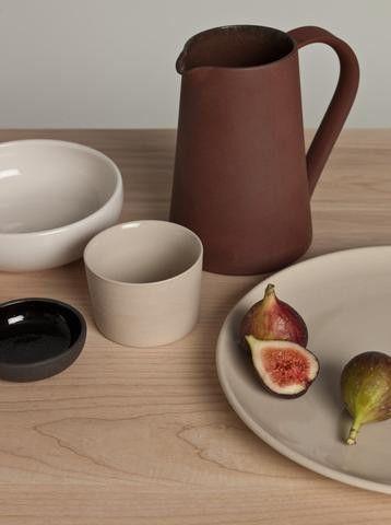 clay & earthy tones