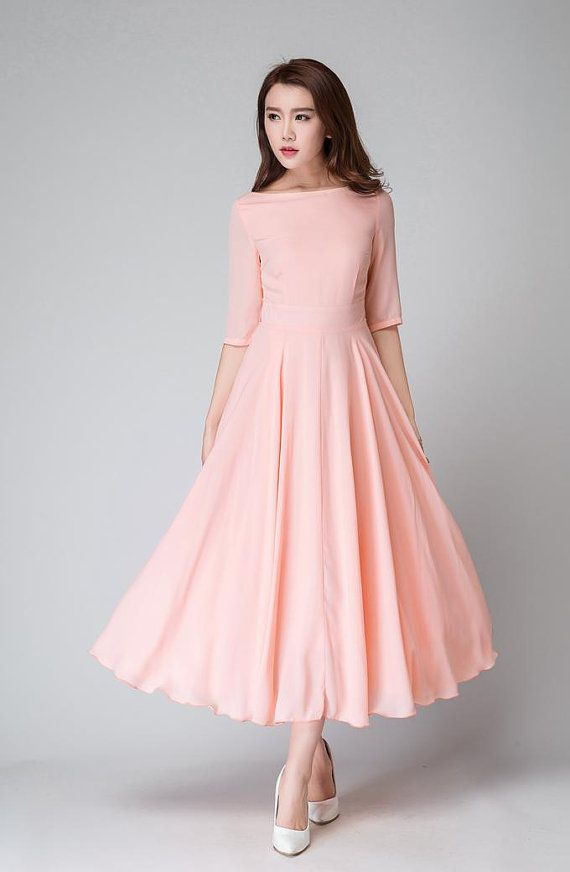best 25 chiffon dresses ideas on pinterest long sleeve